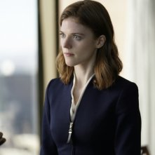 The Good Fight: l'attrice Rose Leslie Inauguration
