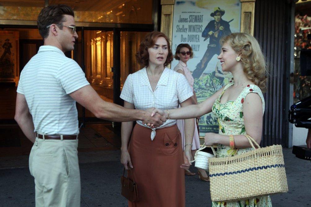 Wonder Wheel: Kate Winslet, Juno Temple e Justin Timberlake nella prima immagine