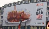 Santa Clarita Diet: il manifesto è troppo splatter, proteste a Berlino per Netflix
