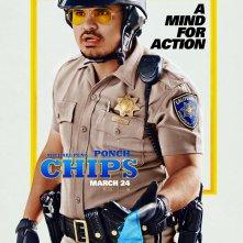 CHIPS: il character poster di Michael Peña