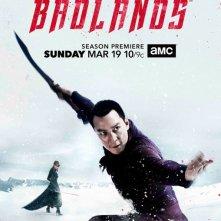 Into the Badlands: il poster della seconda stagione