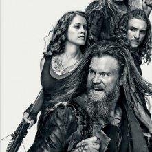 Outsiders: la locandina della seconda stagione