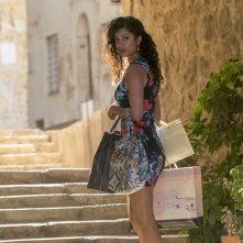 Sense8: l'attrice Tina Desai in una foto della seconda stagione