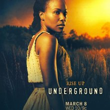 Underground: un character poster per Amirah Vann