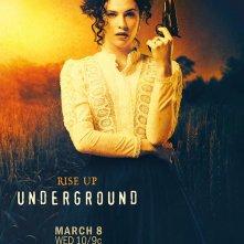 Underground: un character poster per Jessica De Gouw