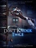 Locandina di Non bussate a quella porta