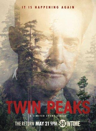 Twin Peaks: un teaser poster dei nuovi episodi