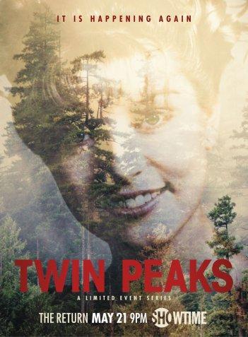 Twin Peaks: un poster dei nuovi episodi