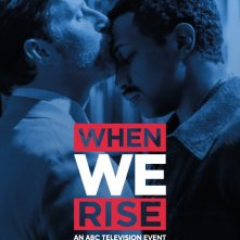 When We Rise: un poster della serie
