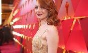 """Oscar 2017, Emma Stone commenta l'errore: """"Ho tenuto sempre con me il foglio col mio nome"""""""