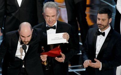 """Moonlight e gli altri """"Oscar Shock"""": i 10 sorpassi più clamorosi nella storia dell'Academy"""