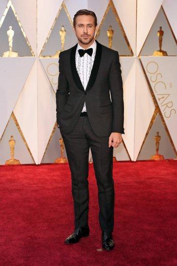 Oscar 2017: Ryan Gosling sul red carpet