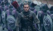 Box Office Italia: The Great Wall con Matt Damon debutta al primo posto