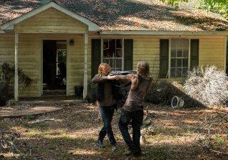 The Walking Dead: Austin Amelio in una foto di Hostiles and Calamities