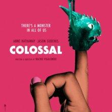 Locandina di Colossal