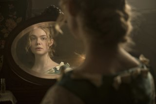 The Beguiled: Elle Fanning allo specchio