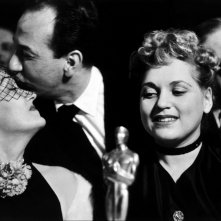 Gloria Swanson e Judy Holliday