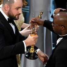 Oscar a Barry Jenkins