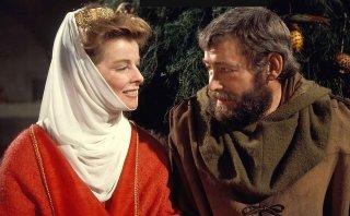 Il leone d'inverno: Peter O'Toole e Katharine Hepburn