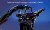 Colossal: un divertente poster del film mostra il legame tra i protagonisti