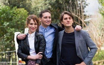 Luca Marinelli e Isabella Ragonese presentano Il padre d'Italia, nel segno di Xavier Dolan