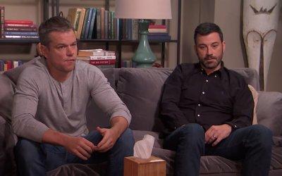 Matt Damon vs Jimmy Kimmel: sesso, dispetti e insulti in TV, una rivalità da ridere