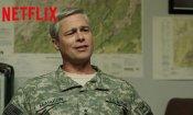 War Machine: Brad Pitt nel teaser del film Netflix