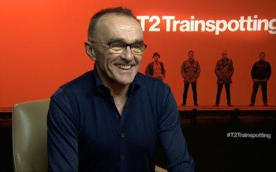 """Danny Boyle su T2 Trainspotting: """"Il mio omaggio a David Bowie, alle donne e al tempo che passa"""""""