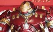 Hulkbuster: Stan Lee presenta la statua al museo di Madame Tussauds
