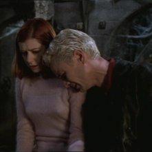 Buffy the Vampire Slayer: una scena dell'episodio Lovers Walk