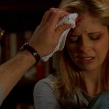 Buffy the Vampire Slayer: una scena dell'episodio Compleanno di terrore