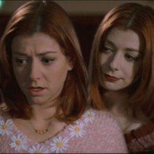 Buffy the Vampire Slayer: una scena dell'episodio Dopplegangland