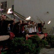 Buffy the Vampire Slayer: una scena della battaglia finale dell'episodio La sfida, parte 2