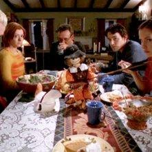 Buffy the Vampire Slayer: la Scooby Gang festeggia il Ringraziamento nell'episodio Pangs