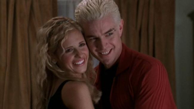 Buffy the Vampire Slayer: una scena dell'episodio Qualcosa di blu