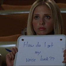 Buffy the Vampire Slayer: una scena dell'episodio L'urlo che uccide
