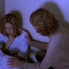 Buffy the Vampire Slayer: una scena drammatica dell'episodio Di nuovo normale