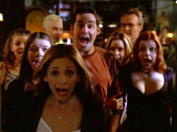 Buffy the Vampire Slayer: una scena dell'episodio Tabula Rasa