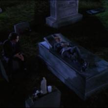 Buffy the Vampire Slayer: una scena dell'episodio Conversazioni con l'aldilà