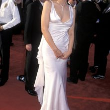 Courtney Love alla cerimonia degli Oscar del 1997