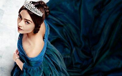 Victoria arriva su LaEffe: Jenna Coleman è la regina d'Inghilterra
