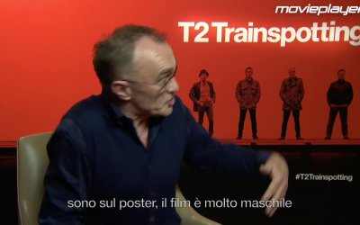 T2 Trainspotting - Intervista a Danny Boyle