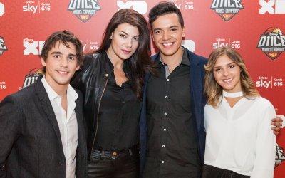 O11CE – Undici campioni: il cast in Italia per presentare la nuova serie tv Disney