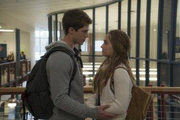17 anni (e come uscirne vivi): Blake Jenner e Haley Lu Richardson in una scena del film
