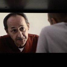 Aeffetto domino: Salvatore Cantalupo in un momento del film