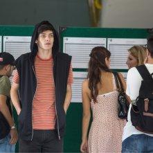Classe Z: Luca Filippi in una scena del film