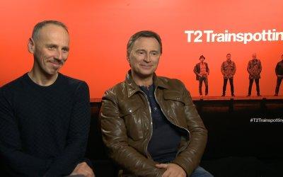 """T2 Trainspotting, per Carlyle ed Bremner """"Begbie e Spud sono lo Yin e lo Yang"""""""