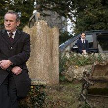 Il viaggio: Colm Meaney in una scena del film