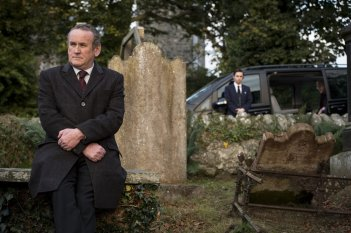 Il viaggio: Colm Meaney in una scena del film