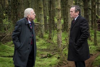 Il viaggio: Timothy Spall e Colm Meaney in una momento del film